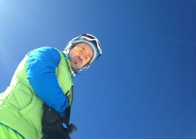 Dirk Scherer Skifahren