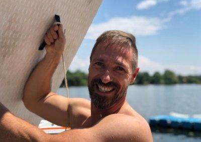 Dirk Scherer Wakeboard