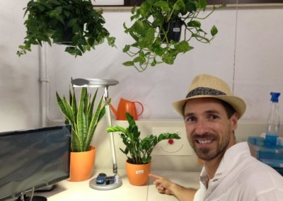 Dirk Liebt Pflanzen