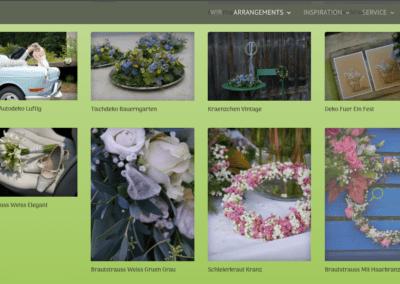 Blumen Hiedl Bildergalerie