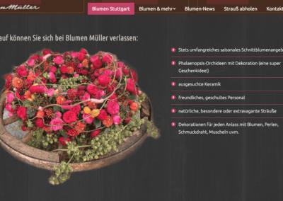 Blumen Mueller Darauf Verlassen