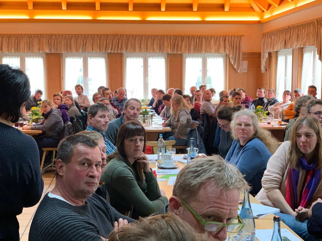 Fachtagung Gartenbau 2020 Gut Besucht