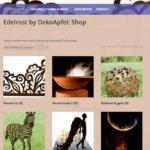 floristweb Referenzen Edelrost by DekoApfel