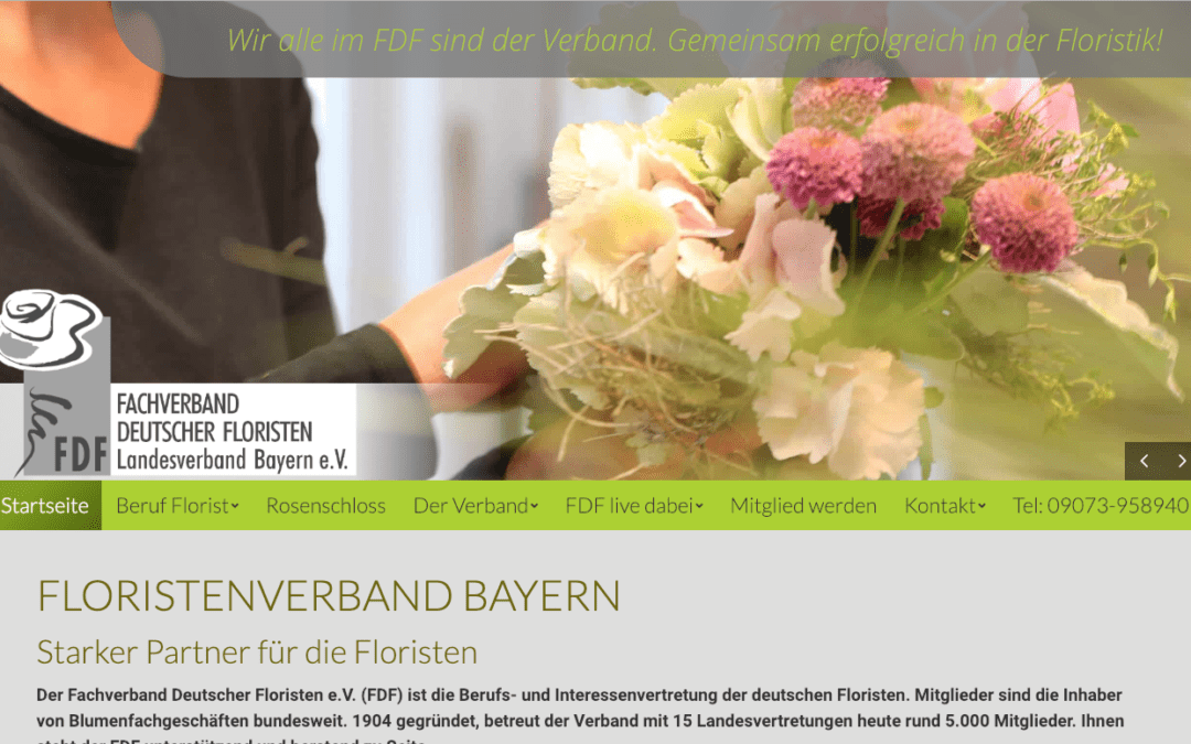 FDF Floristen-Verband Bayern