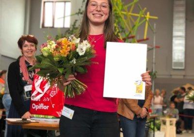 Johanna Brandmeier FrankenCup 2018