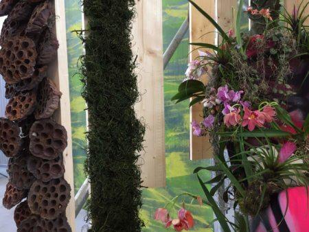 Lin Scherer Sessel Mit Blumen