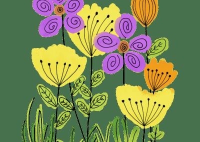 Blumenkiste, Frühlingskiste