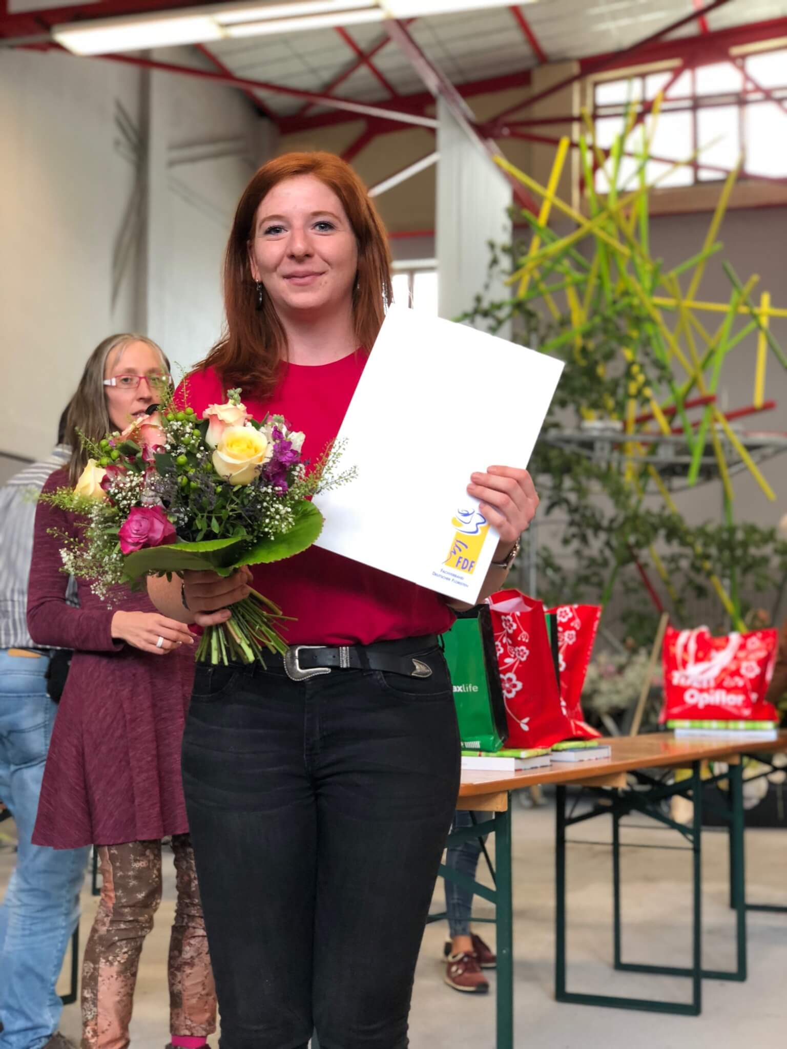 Siegerin FrankenCup 2018: Anna Gramsch