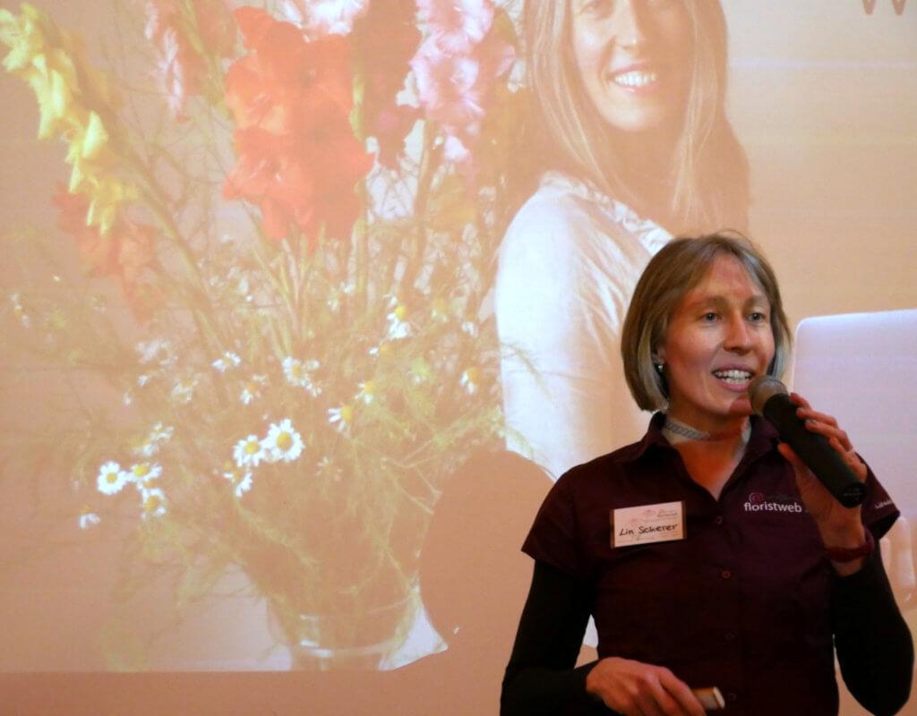 Vortrag Lin Scherer Floristweb