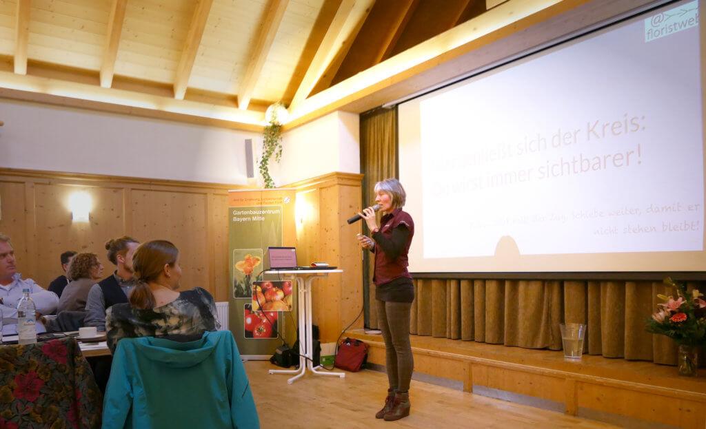 Vortrag Online Sichtbar Werden Floristweb