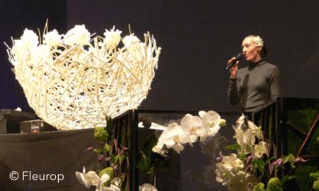 Weltmeisterschaft Floristen2015 Show Event Lin Scherer Fleurop