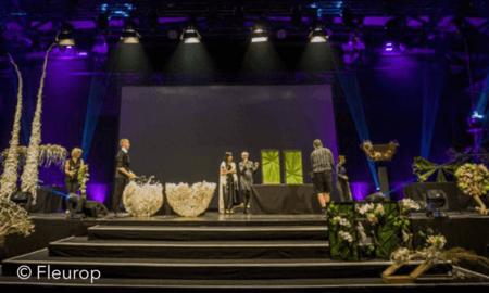 Weltmeisterschaft Floristen2015 Show Event Lin Scherer2 Fleurop